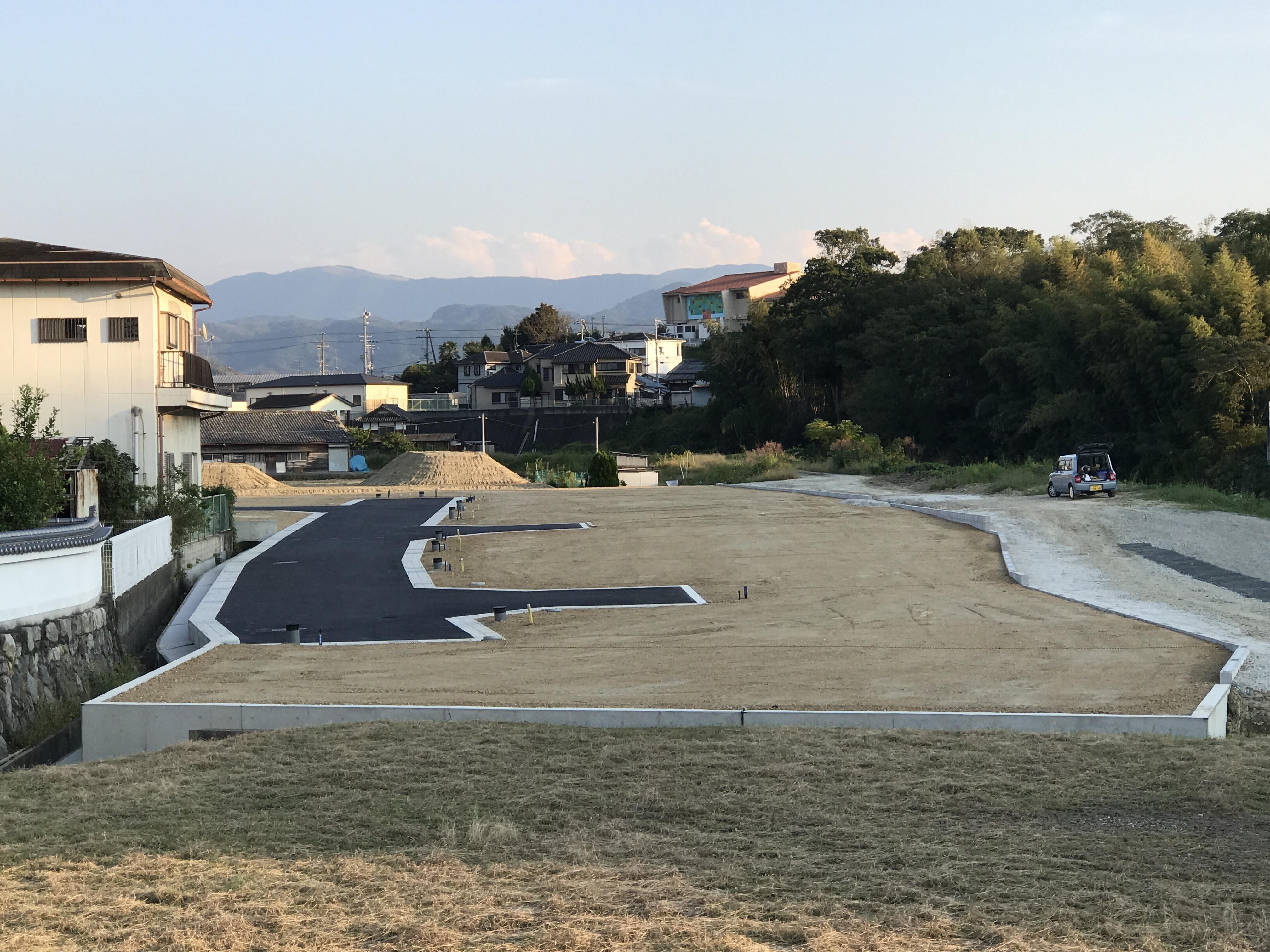 和泉市和田町15区画開発工事が完成しました〜(^。^)