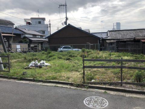 泉佐野市新町で素早く2日で終わった現場
